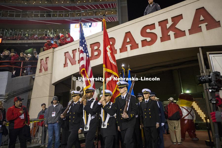 Nebraska vs Minnesota Football
